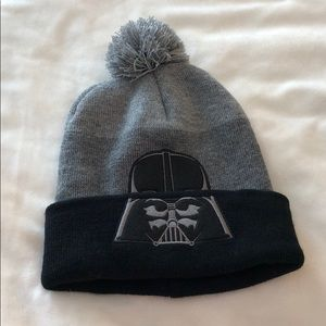 Star Wars Darth Vader Pom-Pom Hat